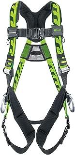 Full Body Harness, 2XL/3XL, 400 lb., Green