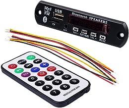 12V Car Bluetooth MP3 WMA FM AUX Decoder Board Audio Module USB TF SD Card Radio
