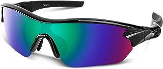 Polarized Sunglasses for Men Women Youth Sports Baseball...