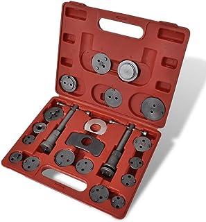 vidaXL Coffret Repousse Piston Universel Kit de Réinitialisation de Piston