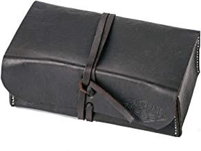 Haiti Made Gason Dopp Kit, Leather Toiletry Bag For Men, Made With Fair Wages In Haiti From Genuine Leather, Holds Grooming And Shaving Accessories