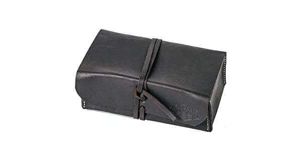 Holds Grooming And Shaving Accessories Made With Fair Wages In Haiti From Genuine Leather Haiti Made Gason Dopp Kit Leather Toiletry Bag For Men