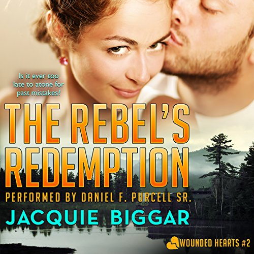 The Rebel's Redemption audiobook cover art