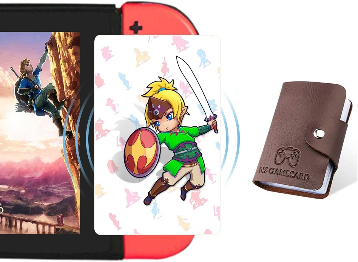 Japan Maker New 25PCS NFC Tag Game Cards Industry No. 1 for TLOZ Wild Zld of Breath Sw The Botw
