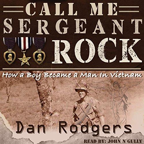 Call Me Sergeant Rock cover art