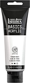 Liquitex Tinta Acrílica Basics 118ml 432 Titanium White