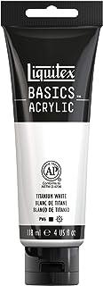 Liquitex Acrylique Basics Tube 118 ml Blanc De Titane