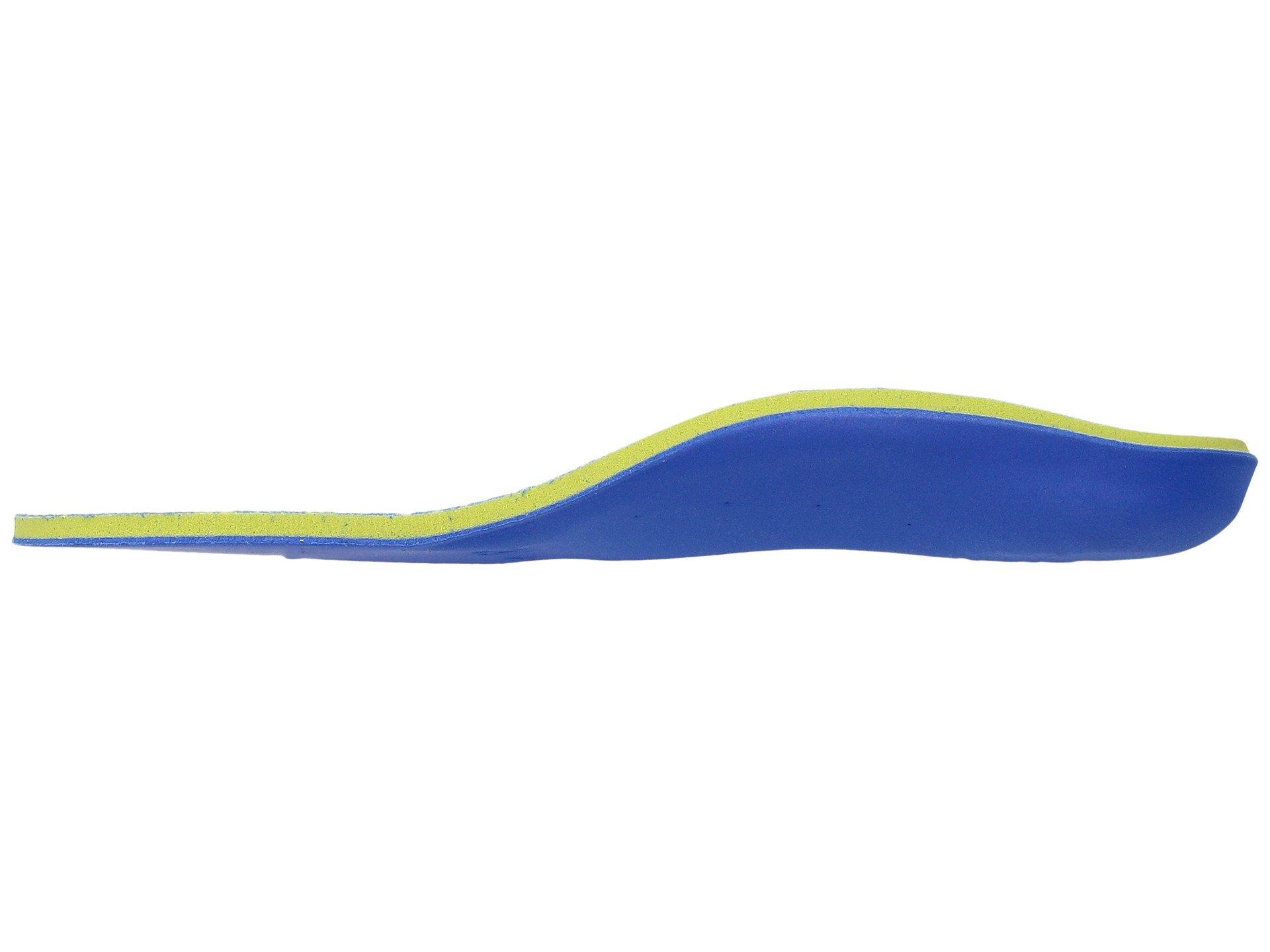 Blue Powerstep Foam Memory Foam Insoles Memory Powerstep wr0Yfxw