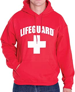 LIFEGUARD Officially Licensed First Quality Pullover Hoodie Sweatshirt Apparel Unisex for Men Women