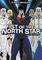 FIST OF THE NORTH STAR: COMPLETE TV SERIES
