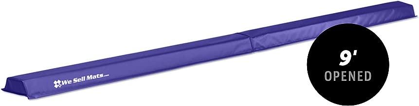 balance beam mat