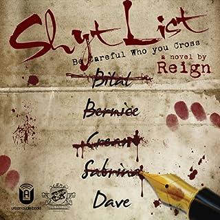 Shyt List audiobook cover art