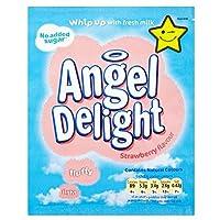 Angel Delight No Added Sugar Strawberry (47g) 天使の喜びを加えていない砂糖イチゴ( 47グラム)