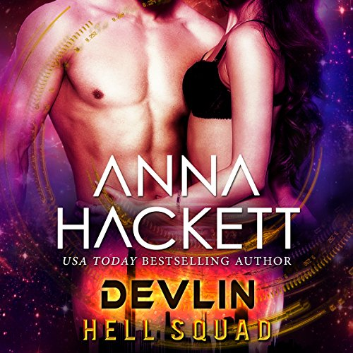 Devlin: Scifi Alien Invasion Romance audiobook cover art