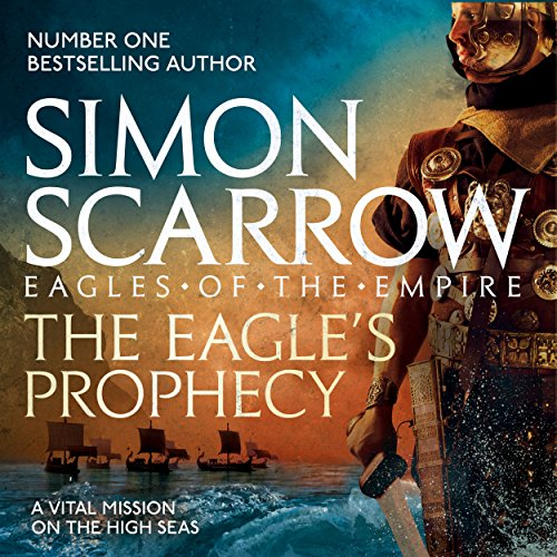 The Eagle's Prophecy audiobook cover art