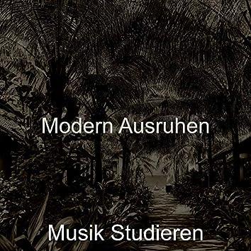 Modern Ausruhen