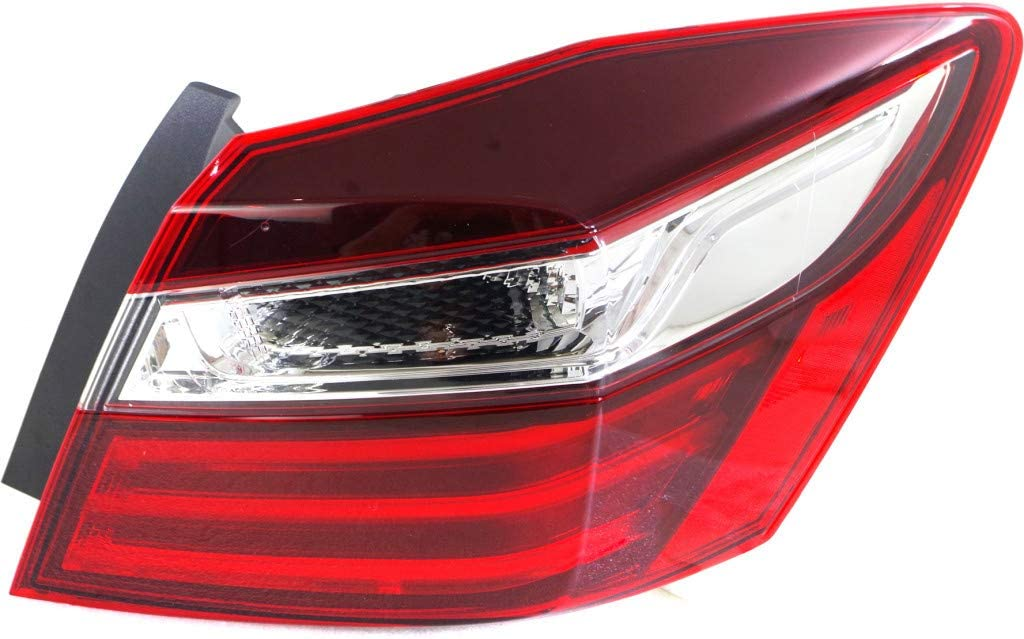CarLights360: For Honda Accord Popular product Tail Light Max 67% OFF 2016 2017 Pas Assembly
