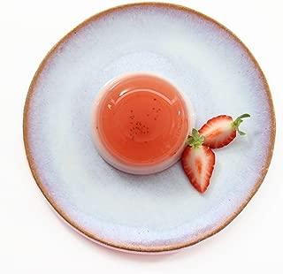 [創味菓庵] あまおう苺練乳プリン 4個 国産 福岡県産あまおう苺使用 [包装紙済]