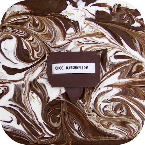 Home Made Creamy Chocolate Marshmallow Fudge - 1 Lb Box