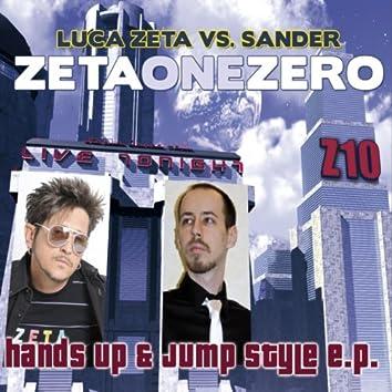 ZetaOneZero (Luca Zeta vs. Sander)