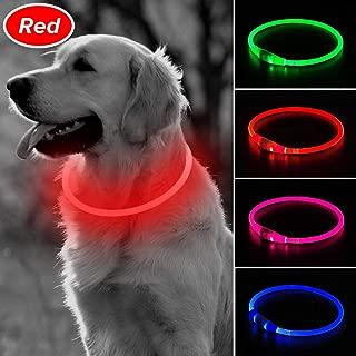 Best pet light collar Reviews
