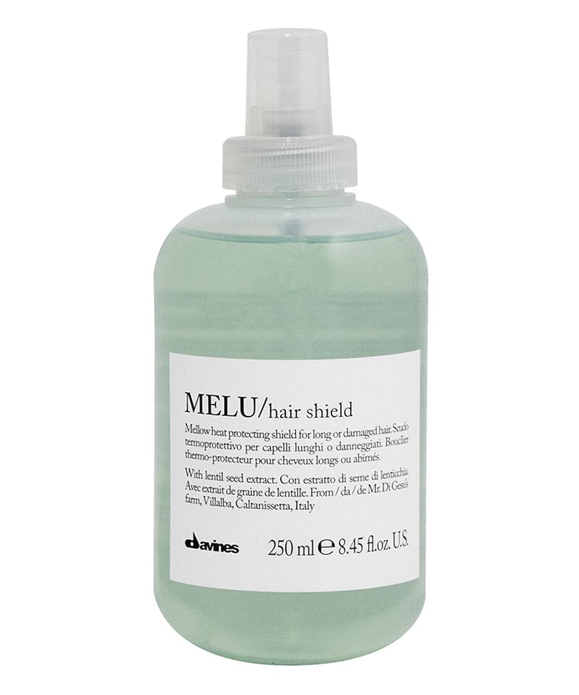 騒々しい良さアンソロジーダヴィネス Melu Hair Shield Mellow Heat Protecting (For Long or Damaged Hair) 250ml/8.45oz並行輸入品