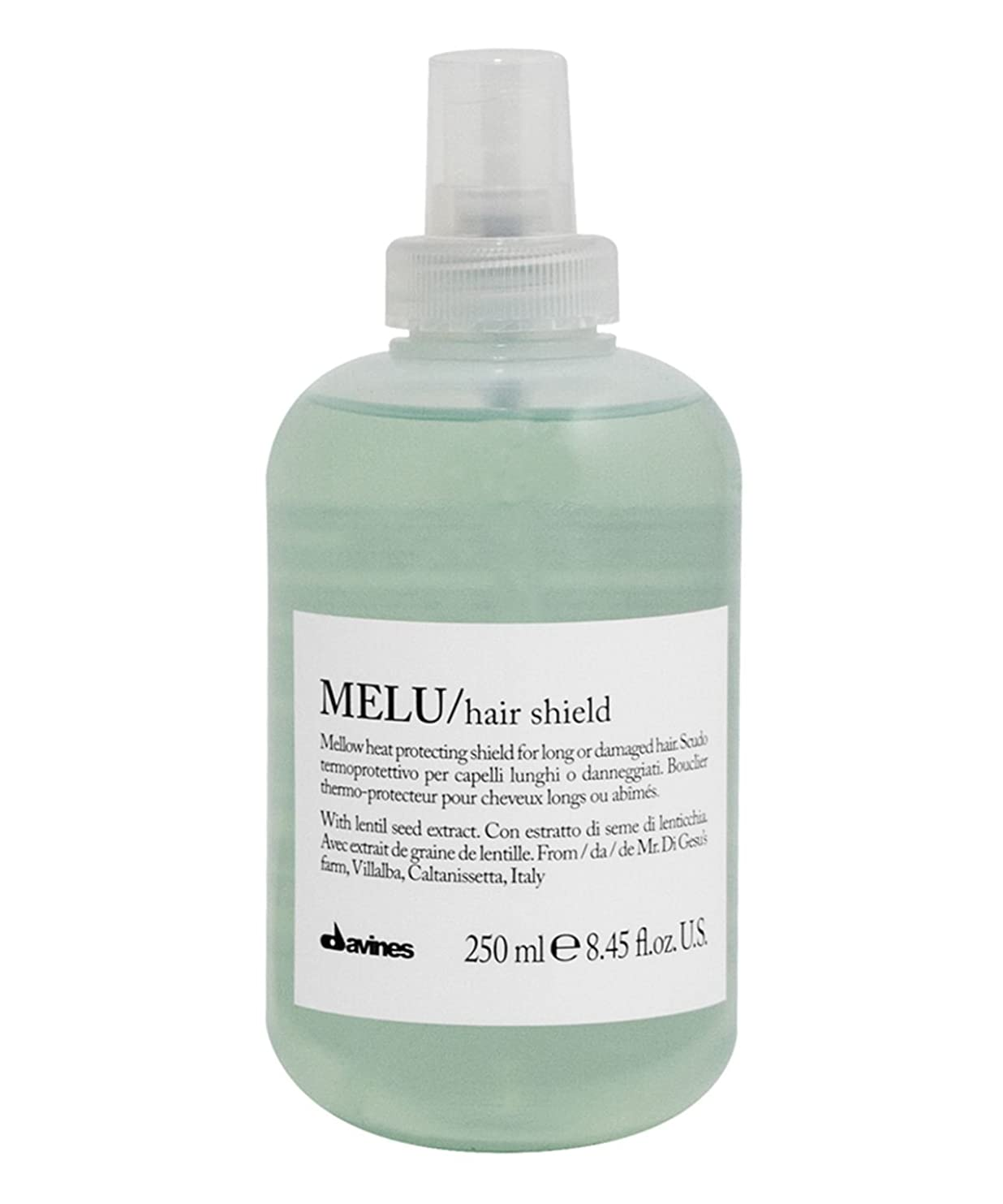 レーダー欺ギネスダヴィネス Melu Hair Shield Mellow Heat Protecting (For Long or Damaged Hair) 250ml/8.45oz並行輸入品
