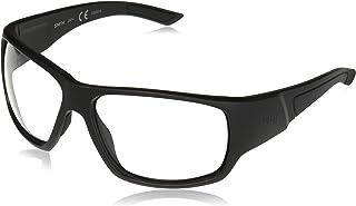 Smith Optics Elite Dragstrip Carbonic Elite Ballistic Sunglasses, Matte Black, Clear