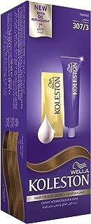 Wella Koleston Color Cream Semi-Kit - Hazelnut 307/3