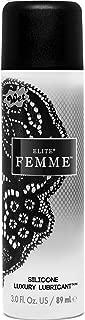 Wet Elite Femme Pure Silicone Lube 3 Oz