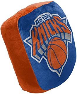 """Officially Licensed NBA """"Cloud"""" Pillow, Orange, 11"""""""