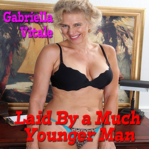 Laid by a Much Younger Man audiobook cover art