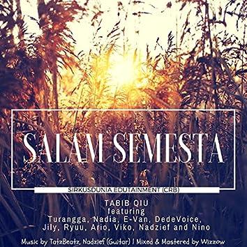 Salam Semesta (feat. Turangga, Nadia, E-Van, DedeVoice, Jily, Ryuu, Ario, Viko, Nadzief, Nino)