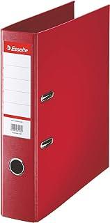 Esselte - 320220 - Classeur à levier - Rouge