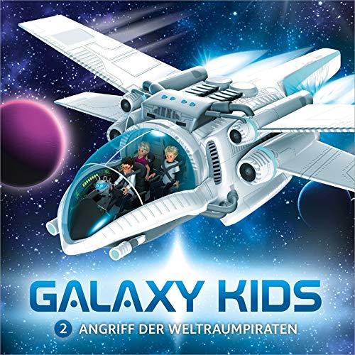 Angriff der Weltraumpiraten - Galaxy Kids (2)
