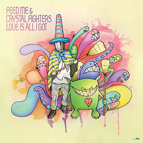 Feed Me & Crystal Fighters