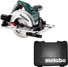 Metabo KS 55 FS (maletín) - Sierra Circular manual, disco 160 mm