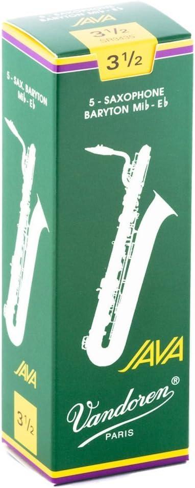 Vandoren SM513B Java T75 Bec pour Saxophone T/énor