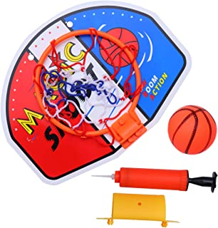 Toyvian 9Pcs Balones de F/útbol Inflables Pelotas de Pl/ástico Juguetes Deportivos Fiestas de Cumplea/ños Favores