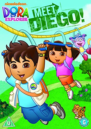Dora The Explorer: Meet Diego [UK Import]
