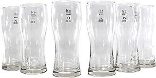 Ratsherrn Gläser 6x0,3l Bavaria Becher mit Eichung ~mn 730 1034