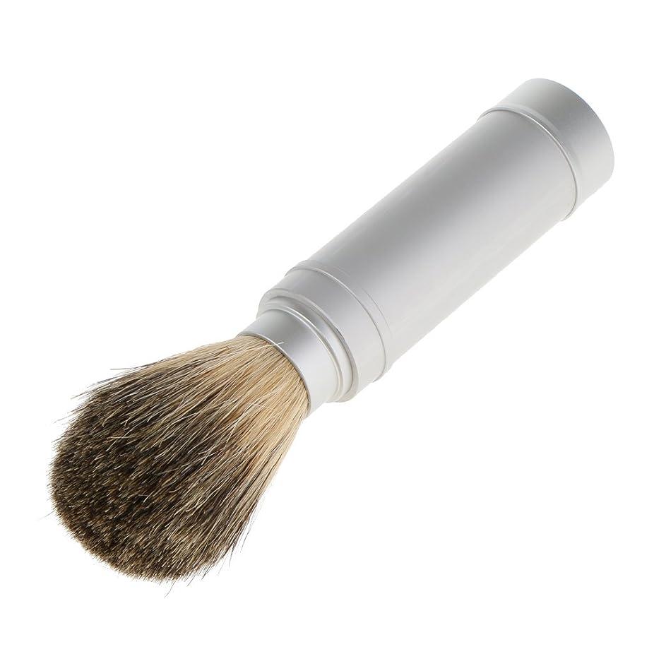 シソーラス正確スペシャリストSONONIA シェービングブラシ メンズ シェービング 石鹸 クリーム ブラシ 洗面用 高品質 プレゼント