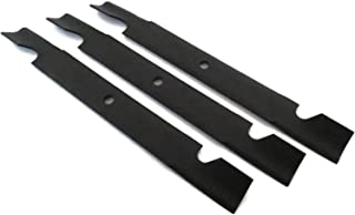 Toro OEM Blade KIT 3 Blade Set for Titan ZX5400, ZX5420, ZX5450, MX5480 Mower by The ROP Shop