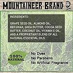 Mountaineer Brand Bald Head Care - Protect - Men's All Natural Moisturizing Balm Daily Moisturizer 2 oz. 5