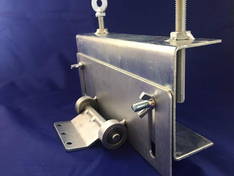 Alpha Hinge Clamp Light w/off contact adjustment / 1 color silk screen press printer