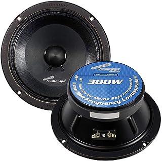 """Audiopipe Audiopipe 8"""" Mid Range Speaker (Sold each)"""