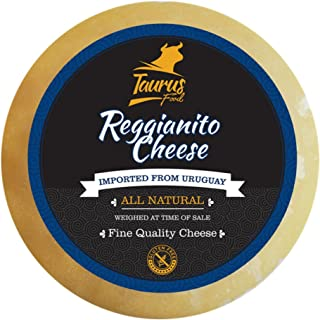 Reggianito Cheese ( 15.00 Pounds Approximately ) 18 Month Aged ( Uruguayan Natural Whole Wheel )