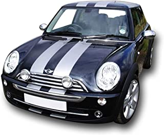 Bubbles Designs Decal Graphic Sticker Stripe Body Kit Compatible con Mini Cooper 2000-2016 R56 R50 R53 F55 F56