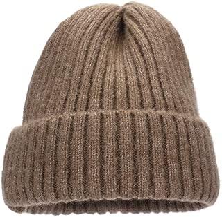 Enfants bébé enfants chaud Knit Beanie Chapeau Garçons Filles Fourrure Pom Pompon Noël 7-13 Y