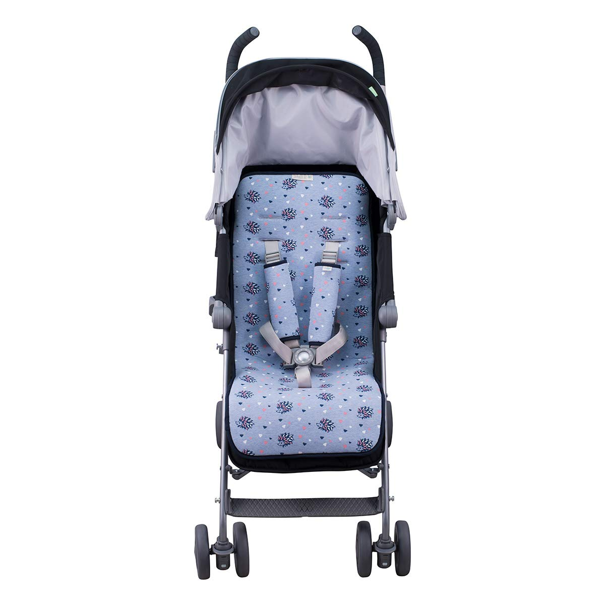 JANABEBE Mat Compatible with Easy Walker, Baby Home (Spike)